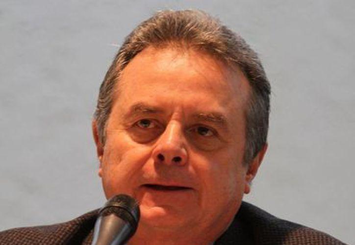 Coldwell aseguró que la reforma energética no pretende 'petrolizar' la economía mexicana. (Archivo/Notimex)