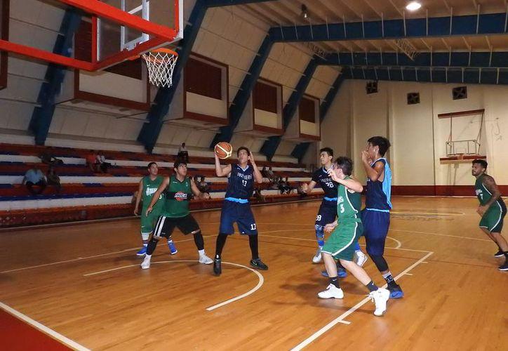 Suspenden actividades en básquetbol para evitar posibles contagios. (Raúl Caballero/SIPSE)