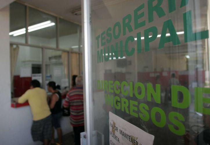 Lo de que el INAFED valide el dictamen del Tecnológico de Chetumal, se decidirá si se aprueba la certificación al municipio. (Harold Alcocer/SIPSE)