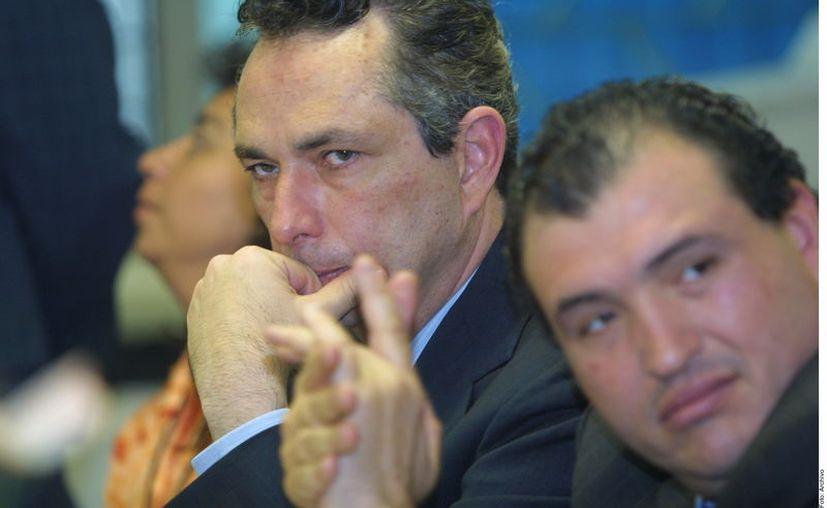 De agricultor bananero en Tabasco a banquero prófugo de la justicia, luego detenido, más tarde liberado y ahora salvador de las empresas de Miguel Alemán Magnani. (Foto: Reforma).
