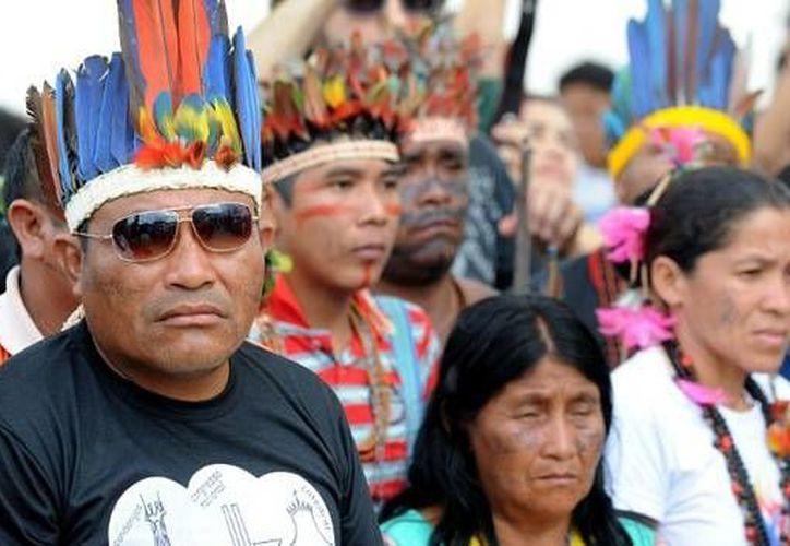 La mayoría de los suicidios se dan entre indígenas de entre 15 y 29 años.(AFP/Evaristo Sa/actualidad.rt.com)