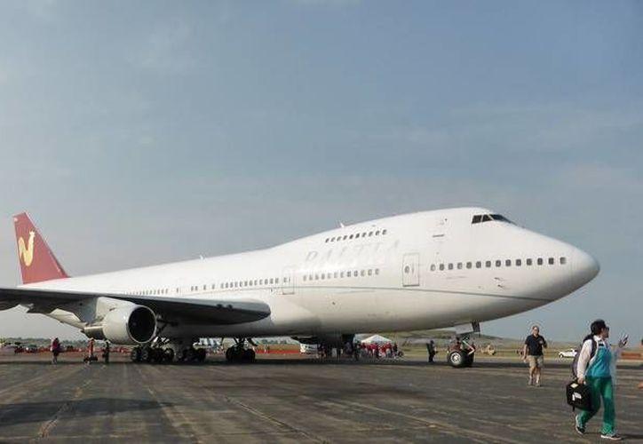 Baltia Airlines fue el principal patrocinador del espectáculo aéreo Thunder Over Michigan (CC BY-NC-ND 2.0)