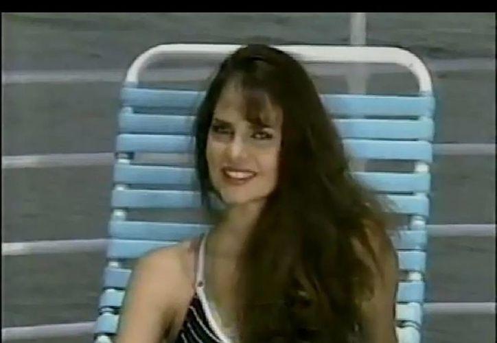 Carmen Lechín fue Miss Venezuela en 1984 y quedó en tercer lugar en Miss Universo de ese año. (YouTube)