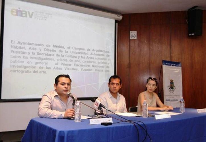 El encuentro es parte de los proyectos del Fondo Municipal para las Artes Visuales 2014 de la Dirección de Cultura. (Cortesía)