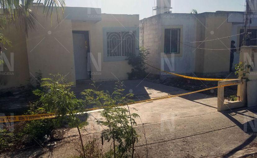 Los hechos se dieron en la calle 161-A con 44 de la colonia Plan de Ayala Sur. (Novedades Yucatán)