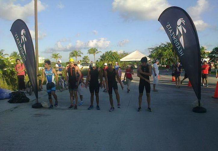 Las disciplinas se desarrollaron en las instalaciones de Puerto Cancún. (Redacción/SIPSE)