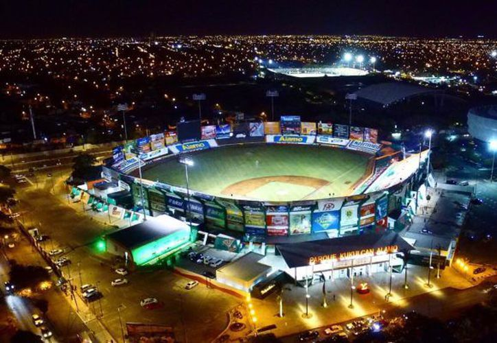 El Parque Kukulcán está listo para un nuevo inicio de temporada de la Liga Mexicana de Beisbol. (Foto: Leones de Yucatán)