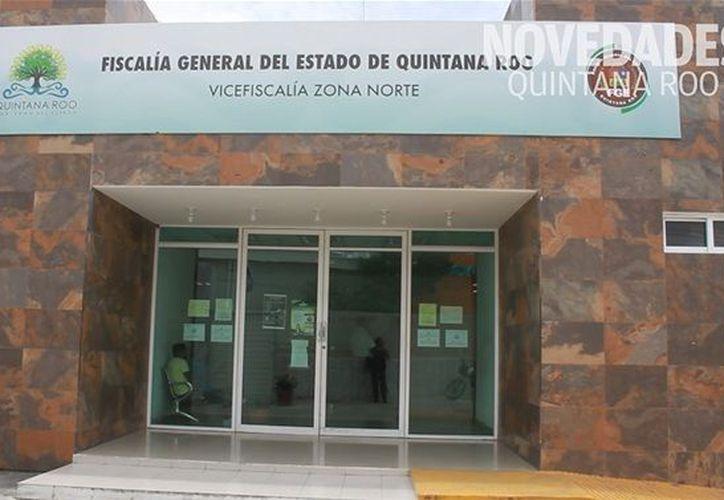 Para hacer el reporte de desaparición pueden acudir directamente a la Fiscalía. (Sergio Orozco/ SIPSE)