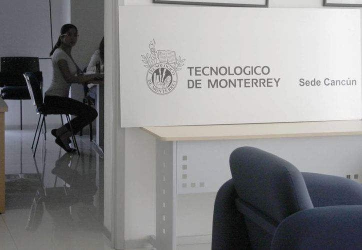 El Tecnológico de Monterrey apoya a estudiantes. (Sergio Orozco/SIPSE)