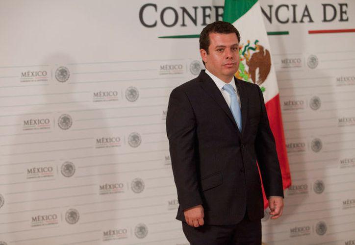 El presidente Enrique Peña Nieto aceptó la renuncia de Humberto Castillejos Cervantes. (Contexto/Internet)