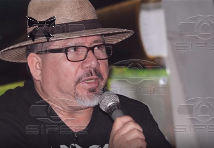 Javier Valdez estuvo presente en la Filey 2017. (Imagen de SIPSE Noticias)