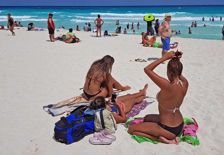 El impulso a los destinos turísticos del estado será una de las prioridades en los importantes eventos. (Jesús Tijerina/ SIPSE)