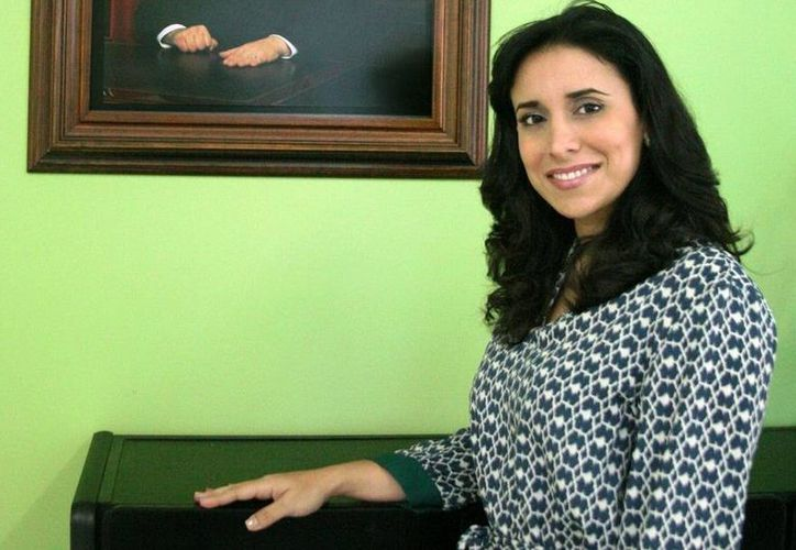 Blanca Cecilia Pérez Alonso, directora general del IQM. (Redacción/SIPSE)