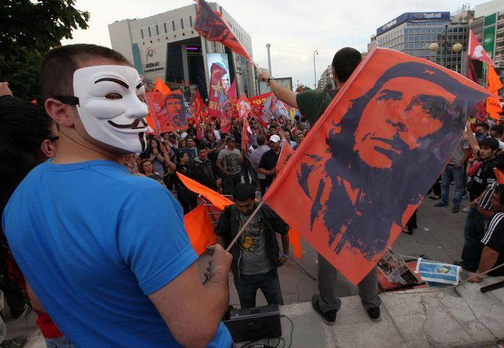 La manifestación podría ser una demostración de fuerza del partido gobernante en respuesta a las protestas contra Erdogan. (Agencias)