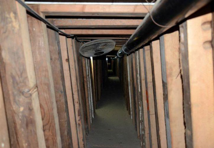 Los sofisticados túneles secretos a lo largo de la frontera internacional se han vuelto cada vez más comunes. (narcoviolencia.info)