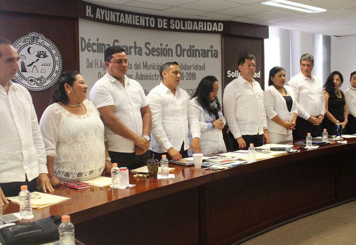 Durante la administración pasada, en Sesión de Cabildo se votó a favor de crear dicha comisión. (Adrián Barreto/SIPSE)
