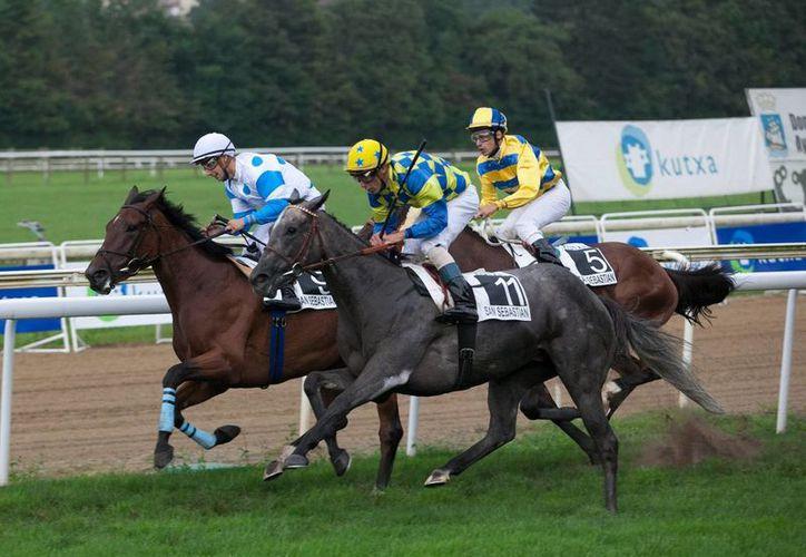 Una carrera de caballos en Veracruz terminó de manera cruel para un caballo y su jinete. (Foto: El Diario Vasco)
