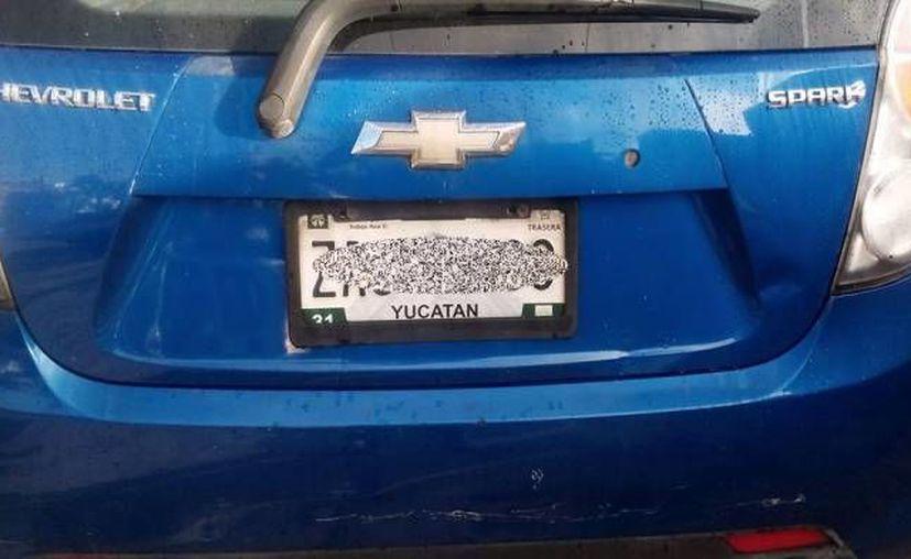 A pesar de que los propietarios de vehículos con placas de la YZA a la YZH deben ser los primeros en reemplacar, cualquiera puede adelantar el trámite. (Archivo)