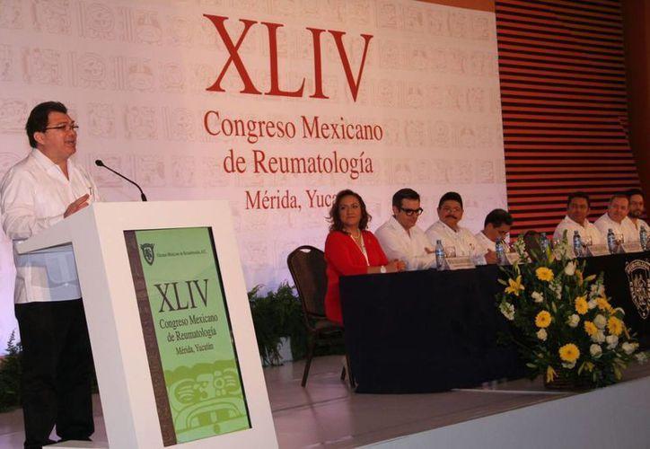 Yucatán es desde este miércoles sede del XLIV Congreso Mexicano de Reumatología. (Jorge Acosta/SIPSE)