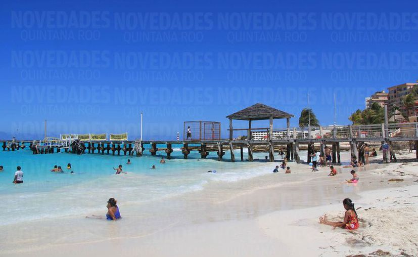 Mencionan que algunas playas del destino turístico registran erosión. (Luis Soto/SIPSE)