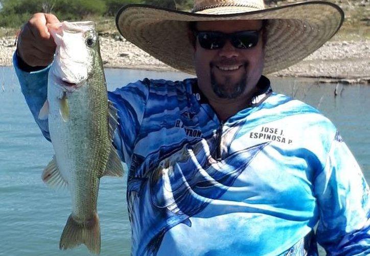 Jesús Espinosa es subdelegado del Campeonato Panamericano de Pesca Deportiva Big Game. (Foto: Redacción/SIPSE)
