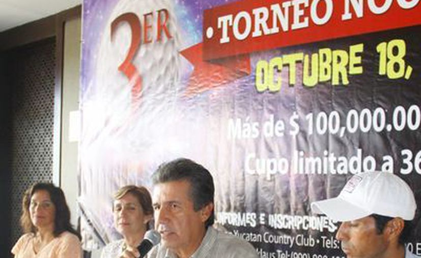 La fundación del Yucatán Country Club ha auxiliado en dos años a unas 350 familias. (Juan Albornoz/Milenio Novedades)