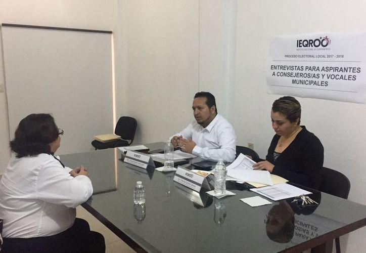 Las autoridades electorales se preparan para arrancar formalmente con la organización de la elección local, que iniciará el próximo 20 de diciembre. (Joel Zamora/SIPSE)