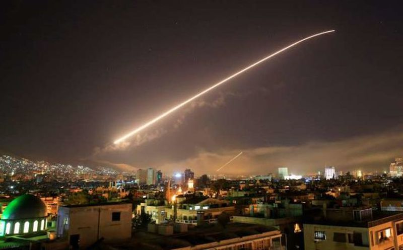Irán advierte de las consecuencias regionales del ataque en Siria