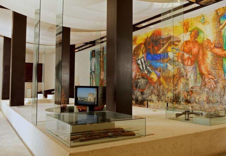 El Museo de la Piratería de Bacalar sería una de las sedes donde se ofrecerían los cursos. (Cortesía)