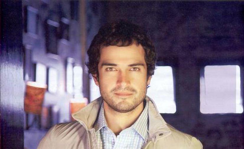 Alfonso Herrera participó en las audiciones para quedarse con el personaje de Amadeo. (Redacción/SIPSE)