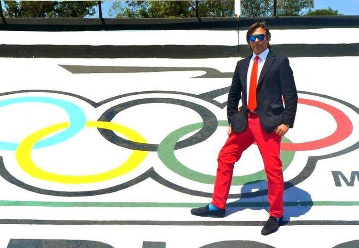 Sochi 2014 serán los quintos Juegos Olímpicos de Invierno del esquiador Hubertus Von Hohenlohe. (Facebook/Hubertus Von Hohenlohe)