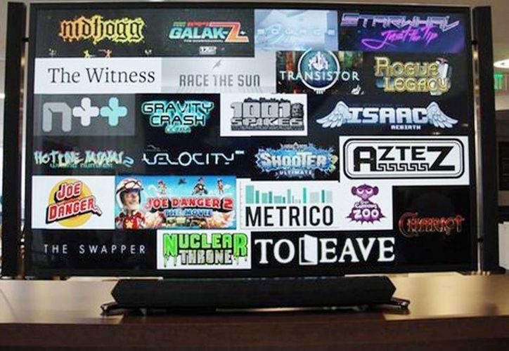 """La empresa japonesa expuso nuevos juegos """"indie"""" en su campus de PlayStation en la ciudad de San Mateo en Silicon Valley. (AFP)"""