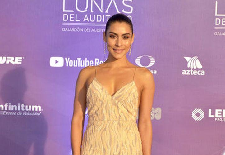 La cantante María León dijo que de estar con una mujer, ésta sería Beyonce. (Foto Agencia México)