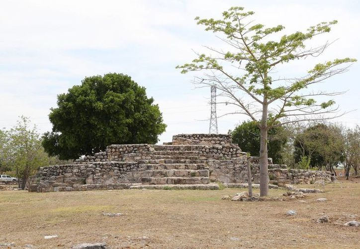 En Mérida, prácticamente, a cadas paso que se da se encuentra uno con vestigios de su pasado maya. (Cortesía)