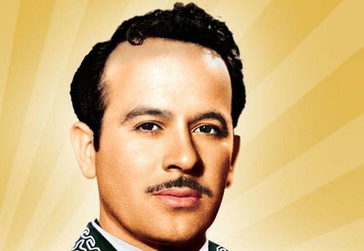 Pedro Infante falleció un 15 de abril de 1957 al desplomarse su avioneta en Mérida. (Imagen tomada de gacetamexicana.com)