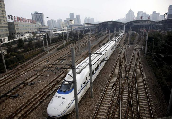 En los últimos años China ha tenido gran crecimiento en su sistema ferroviario. (EFE)
