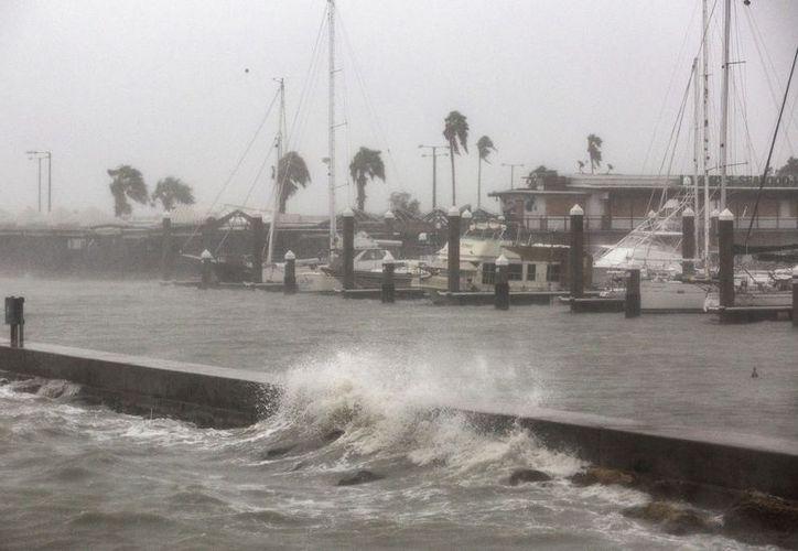 Autoridades señalan que pueden presentarse inundaciones de entre 15 y 40 pulgadas hasta el próximo jueves. (Foto: Star Tribune)