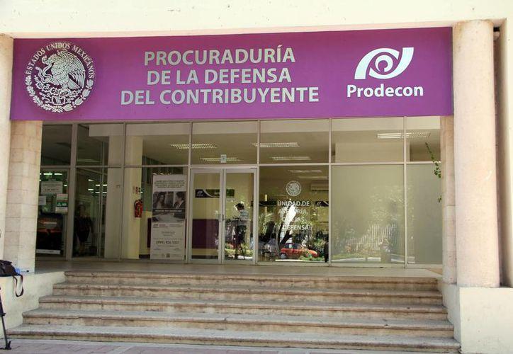 Prodecon analiza en Yucatán los primeros casos de requerimiento de información a los socios de los clubes privados. (Milenio Novedades)