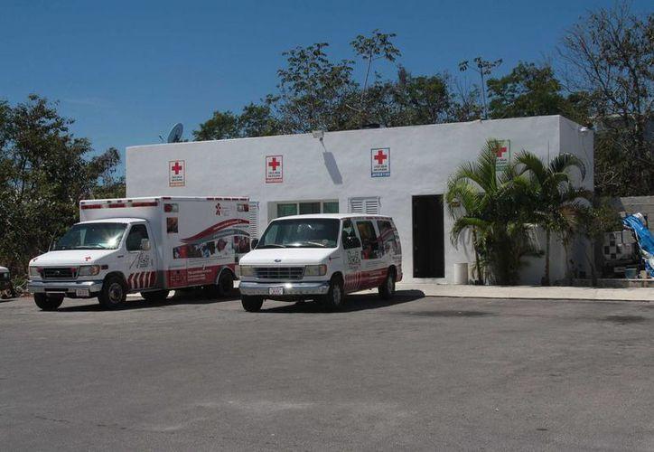 En el predio de la Cruz Roja Mexicana se construirá la residencia para especialistas. (Julian Miranda/SIPSE)