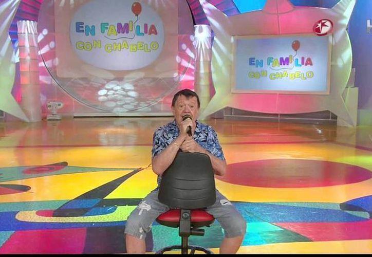 En Familia Con Chabelo inició su emisión el 6 de diciembre de 1968, y sigue vigente, como el personaje de Xavier López. (oem.com.mx)
