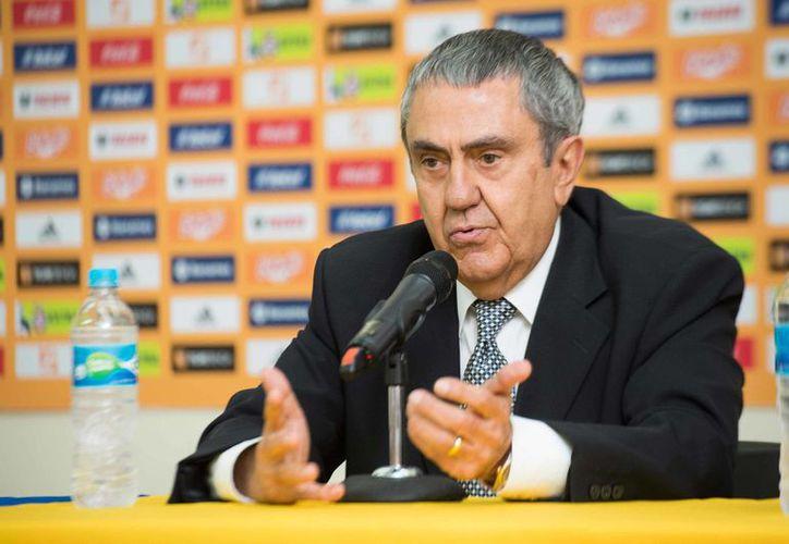 Rodríguez comentó que algo que le quedó pendiente por conseguir con los felinos fue un título internacional. (Foto: Info7).
