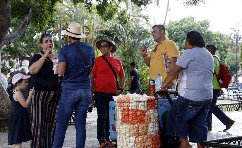 Cuidar la salud de los turistas es importante para los hoteleros, que aplican medidas especiales por evitar el Covid-19. (José Acosta/Novedades Yucatán)