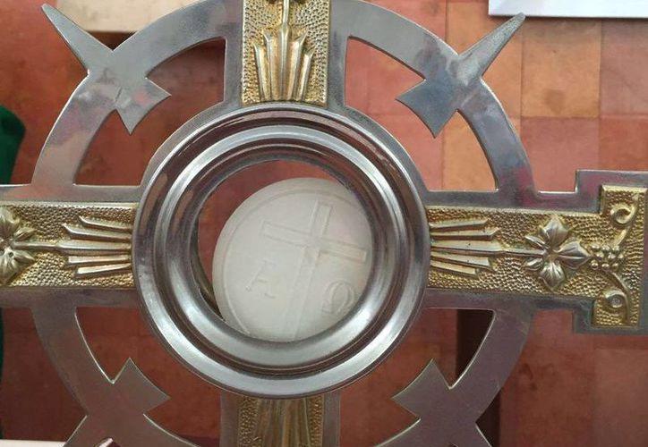 La Arquidiócesis de Yucatán se mostró muy cautelosa sobre el supuesto milagro. (Milenio ovedades)