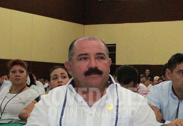 Javier Zetina González dejará la Aseqroo a partir del 31 de marzo próximo. (Redacción/SIPSE)
