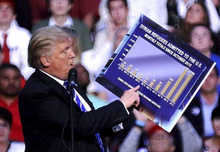 El estado de Michigan adjudicó oficialmente el triunfo electoral a Donald Trump. (EFE)