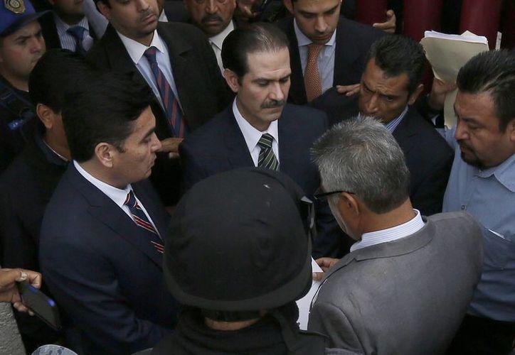 El ex gobernador de Sonora, Guillermo Padrés, está acusado de lavado de dinero y defraudación fiscal. (Archivo/AP)