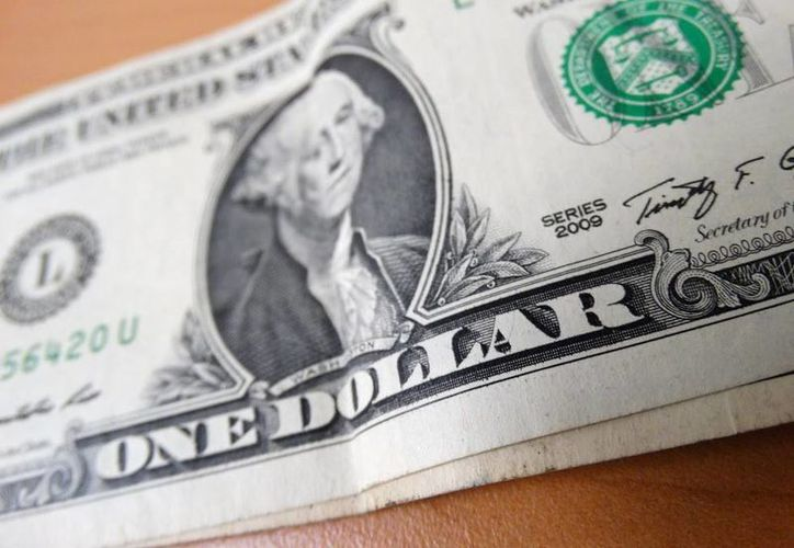 El tipo de cambio interbancario se ubica en 18.4425 pesos. (SIPSE)