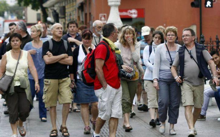 Ven en la llegada de extranjeros una forma importante para incrementar el comercio. (Milenio Novedades)