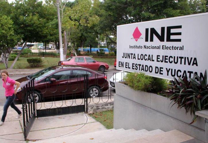 El INE presentará hoy una segunda propuesta de redistritación electoral en Yucatán. (Milenio Novedades)