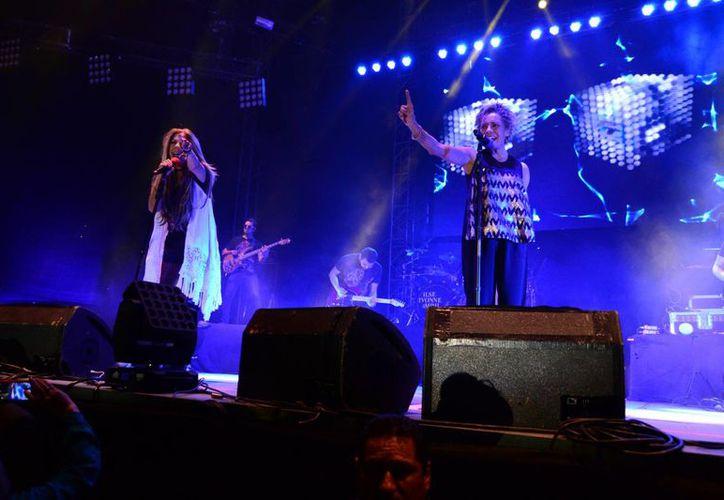 Las integrantes de Flans dieron a conocer que el próximo 14 de febrero se volverán a presentar en el recinto del Auditorio Nacional. (Notimex)